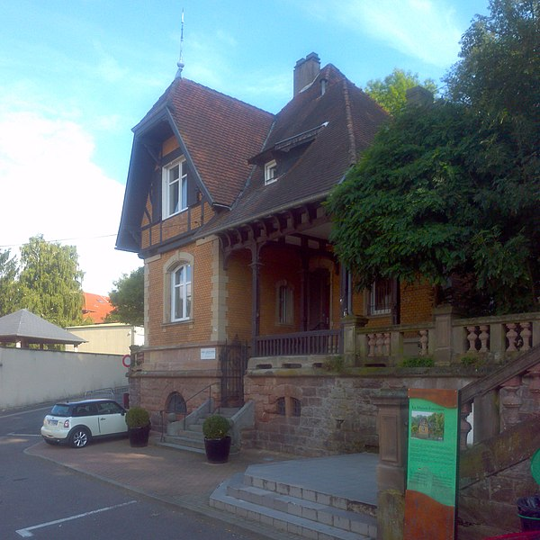 Forsthaus Forbach