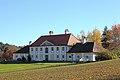 Forsthaus in Rosenau Schloß - Nordseite 2015-11.jpg