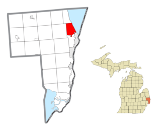 Fort Gratiot Township, Michigan Charter township in Michigan, United States