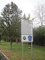 Fort Monmouth Avenue of Memories sign.jpg