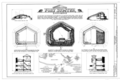 Fort Sumter, Charleston, Charleston County, SC HABS SC,10-CHAR.V,3- (sheet 1 of 24).png