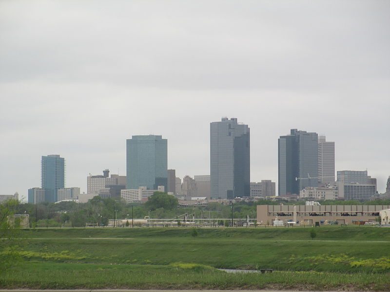 file fort worth tx skyline from i 35 w img 7078 jpg wikipedia. Black Bedroom Furniture Sets. Home Design Ideas