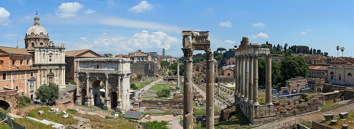 Forum Romanum – Wikipedia