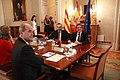 Fotografia - el conseller Jordi Ausàs es reuneix amb el ministre Manuel Chaves.jpg
