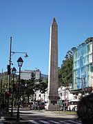 Founders Obelisk, Petrópolis, Rio de Janeiro State, Brazil.JPG