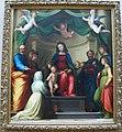 Fra bartolomeo, matrimonio mistico di s. caterina da siena, 1511, da s.marco a fi, 01.JPG