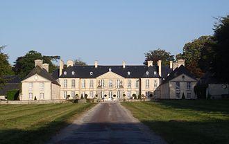 Audrieu - The Chateau