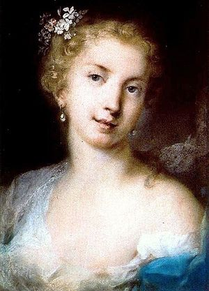 Tamerlano - Francesca Cuzzoni (1696-1778), who created the role of Asteria