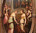Francesco coscia, Giunone chiede a Venere la sua cintura, 1570-73 ca. 03.jpg