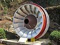 Francis turbine for Sakuma power station.jpg