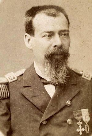 Francisco Vidal Gormaz - Vidal Gormaz en 1885