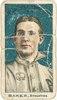 Frank Baker, Philadelphia Athletics, baseball card portrait LCCN2007683813.tif