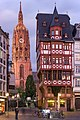 Frankfurt Am Main-Grosser Engel-Ansicht vom Roemerberg-20091014.jpg