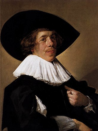 Portrait of a Woman in a Chair - Image: Frans Hals 096 WGA version