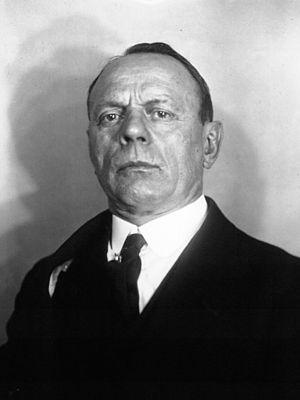 Frantz Reichel - Frantz Reichel in 1928