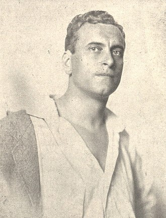 Franz Höbling - Franz Höbling in 1918.
