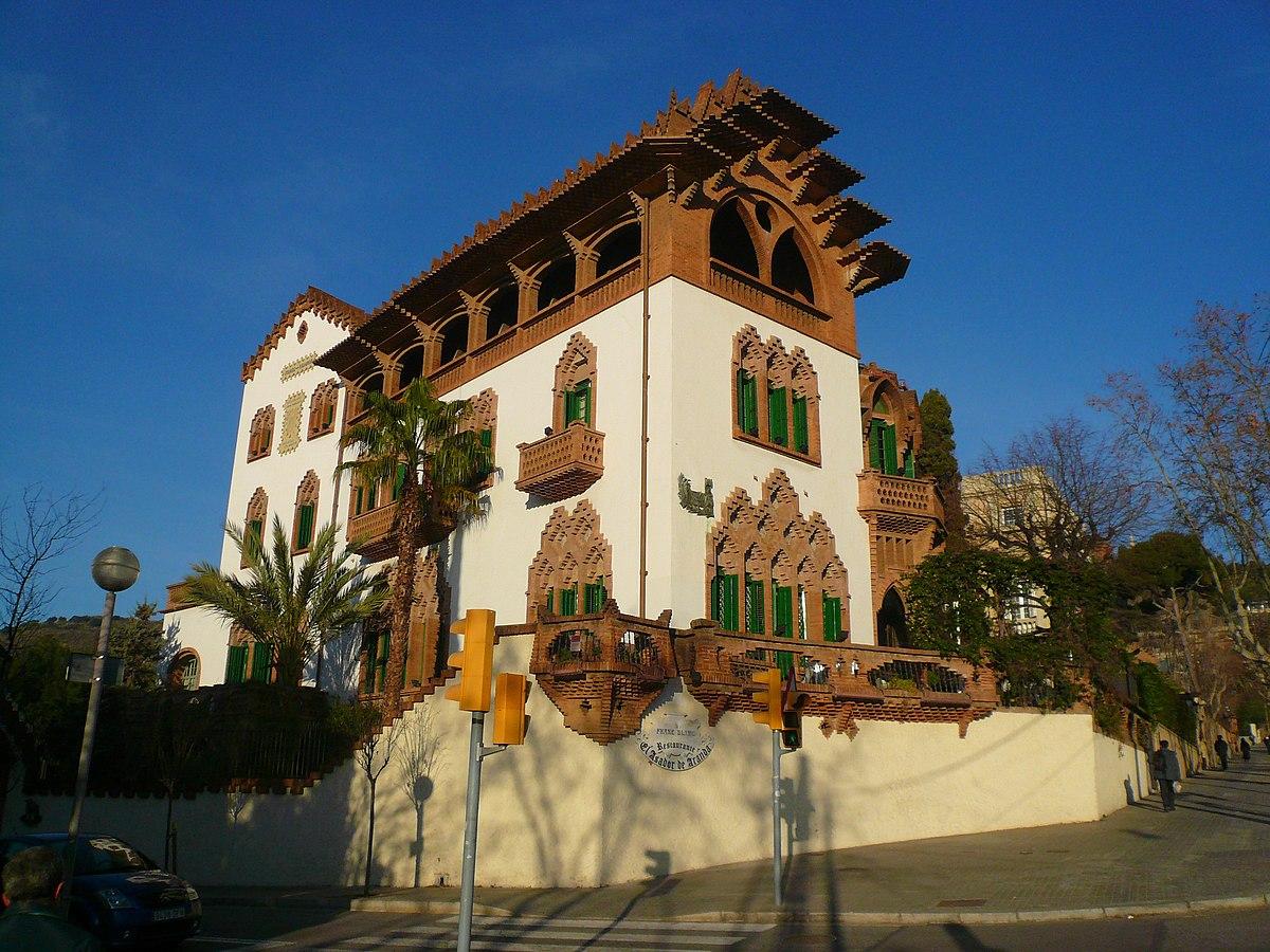 Casa Roviralta - Viquipèdia, l'enciclopèdia lliure