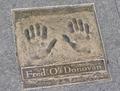 Fred O'Donovan handprints Gaiety Theatre Dublin.png