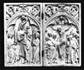 French - Virgin and Child and Crucifixion - Walters 71178.jpg
