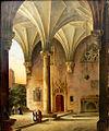 Friedrich Eibner - St. Emmeram in Regensburg.jpg