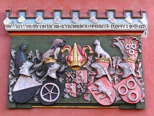 Friedrich von Domeneck, Wappenstein, Bischofshof Ladenburg.jpg