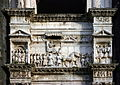 Frieze - Main portal - Castel Nuovo - Naples - Italy 2015.JPG