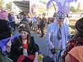 Fringe 2012 Goodchildren Plessy Park Bike Queen Alan.JPG