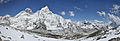 From Kalapathar the Mt Everest and Nuptse.jpg