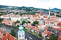 From the Top of Cesky Krumlov Palace - Czech Republic - panoramio.jpg