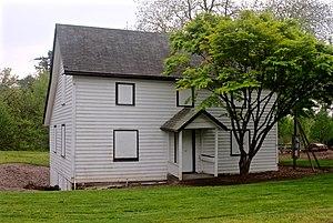 Cedar Mill, Oregon - Historic John and Elizabeth Young House in Cedar Mill, 2015