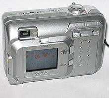 Fotografija - povijest i tehnike 220px-Fuji_finepix_a210-back