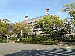 Fukuoka Prefectural Police Headquarters 20150409.JPG