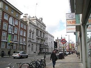 Metropolitan Borough of Fulham