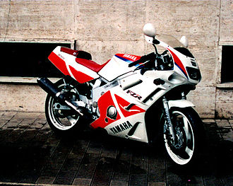 Yamaha FZR600 - Fzr600 model year 1991