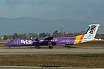 G-JECY De Havilland Canada DHC-8-402 Dash8 DH8D FlyBe (BEE) (32175456536).jpg