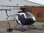 G-OGJP Hughes 500 Helicopter (29846246784).jpg