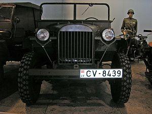 GAZ-64 - A 1941 GAZ-64