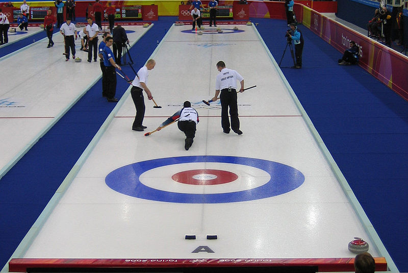Men's Curling betting 2014 Olympics