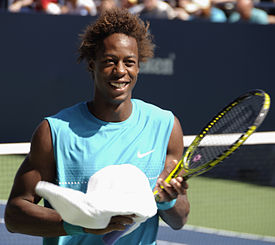 Gaël Monfils at the 2009 US Open 08.jpg