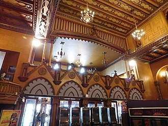 Theodore Komisarjevsky - Image: Gala Bingo (former Granada Cinema), Tooting 32
