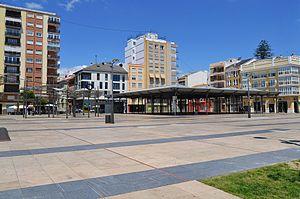 Gandia - Image: Gandia, plaça del Prat