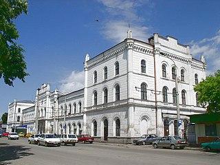 Suceava North railway station