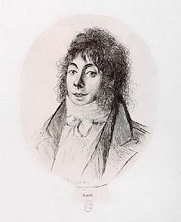 Pierre-Jean Garat French singer