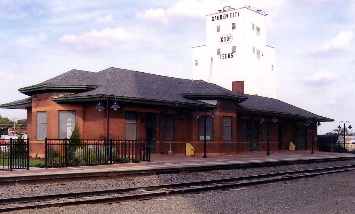 Garden City Station Kansas Wikipedia