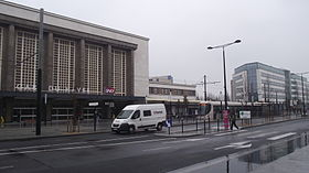 Image illustrative de l'article Gare du Havre
