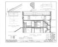 Garry V. Sackett House, West Bayard and Sackett Streets, Seneca Falls, Seneca County, NY HABS NY,50-SENFA,1- (sheet 4 of 11).png
