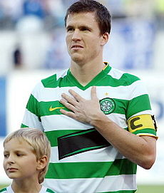 Image illustrative de l'article Gary Caldwell (football)