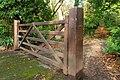 Gate, Dixon Park near Belfast - geograph.org.uk - 670625.jpg