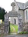 Gate, St Paul's Church, Chudleigh Knighton - geograph.org.uk - 930887.jpg
