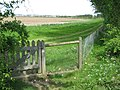 Gate on footpath - geograph.org.uk - 1302881.jpg